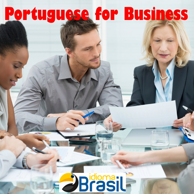 Portuguese for Business