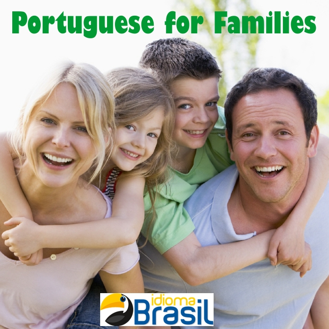 Portuguese for families
