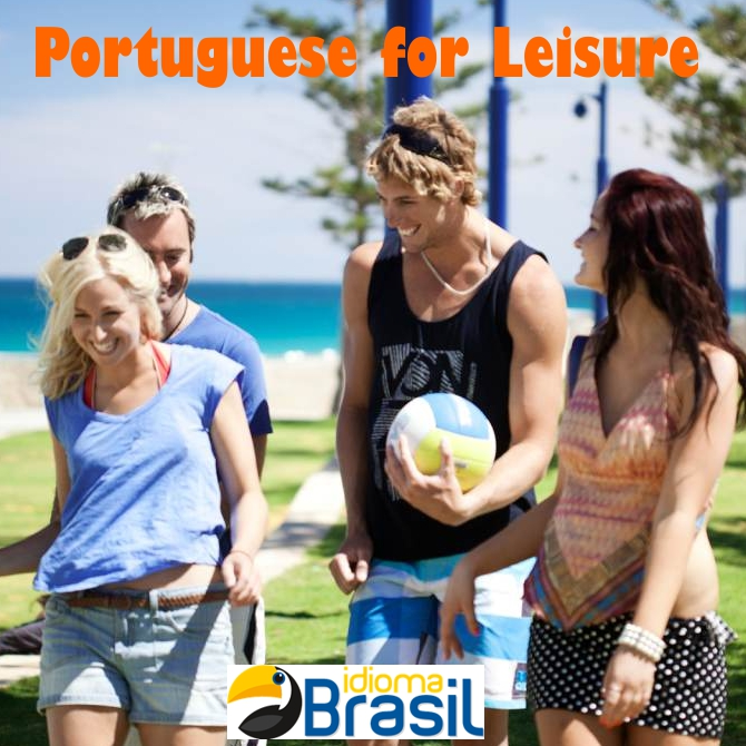 Portuguese for leisure