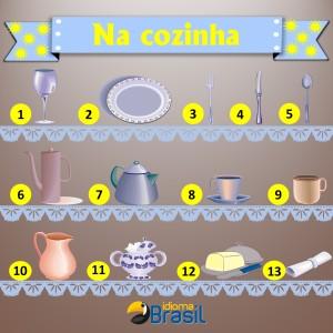Na cozinha 1