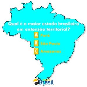 qual é o maior estado brasileiro