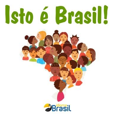 Isto é Brasil - Povo brasileiro